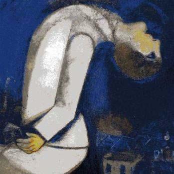 Il mondo sottosopra di Marc Chagall